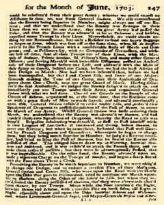 Present State Of Europe, June 01, 1803, Page 43