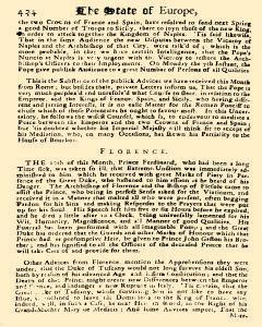 Present State of Europe, November 01, 1813, Page 6