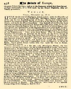 Present State Of Europe, November 01, 1813, Page 10