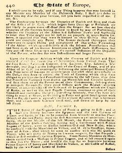 Present State Of Europe, November 01, 1813, Page 12