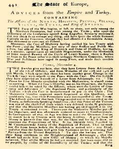 Present State of Europe, November 01, 1813, Page 14