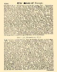 Present State Of Europe, November 01, 1813, Page 16
