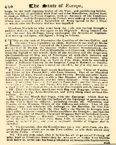 Present State Of Europe, November 01, 1813, Page 22
