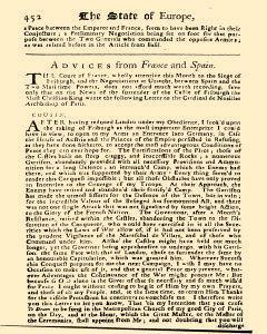 Present State of Europe, November 01, 1813, Page 24