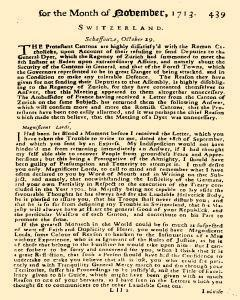 Present State of Europe, November 01, 1813, Page 11