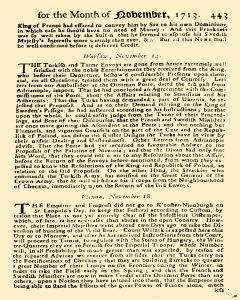 Present State of Europe, November 01, 1813, Page 15