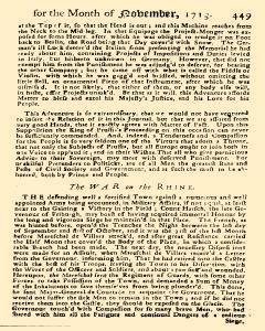 Present State of Europe, November 01, 1813, Page 21