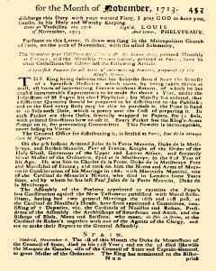 Present State of Europe, November 01, 1813, Page 25