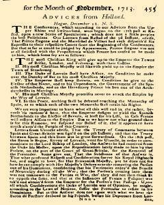 Present State Of Europe, November 01, 1813, Page 27
