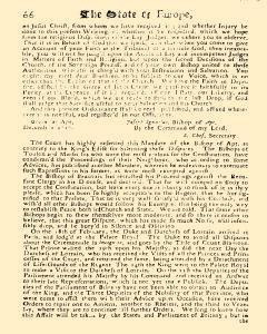 Present State of Europe, February 01, 1818, Page 22