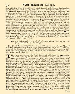 Present State Of Europe, February 01, 1818, Page 28