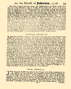 Present State of Europe, February 01, 1818, Page 11