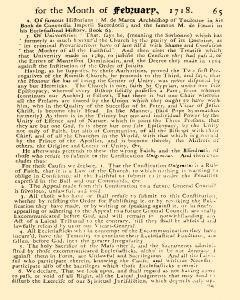Present State of Europe, February 01, 1818, Page 21