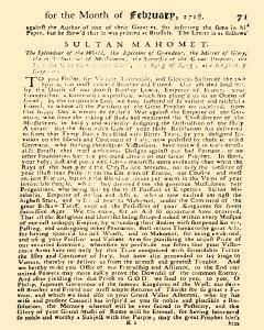 Present State Of Europe, February 01, 1818, Page 27