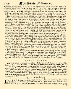 Present State of Europe, September 01, 1821, Page 10