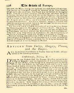 Present State of Europe, September 01, 1821, Page 16