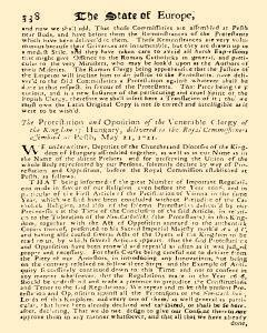 Present State of Europe, September 01, 1821, Page 18