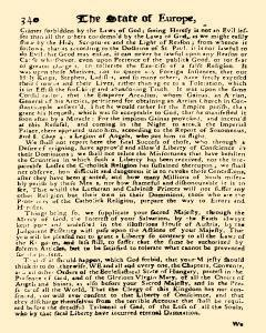 Present State of Europe, September 01, 1821, Page 20