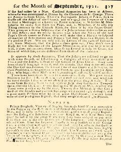 Present State of Europe, September 01, 1821, Page 7