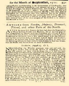 Present State of Europe, September 01, 1821, Page 11