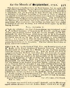Present State of Europe, September 01, 1821, Page 15