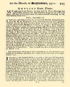 Present State of Europe, September 01, 1821, Page 25