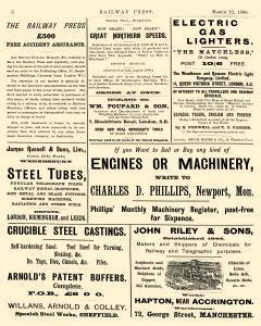 Railway Press, March 22, 1890, Page 2