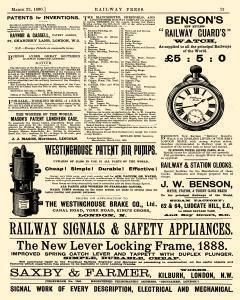 Railway Press, March 22, 1890, Page 23