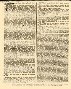 Rehearsal Of Observator, November 18, 1704, Page 2
