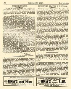 Religious Bits, June 25, 1892, Page 24