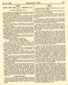 Religious Bits, June 25, 1892, Page 13