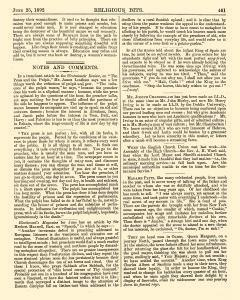 Religious Bits, June 25, 1892, Page 15