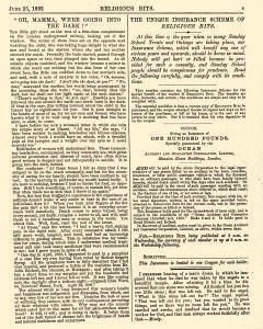 Religious Bits, June 25, 1892, Page 25