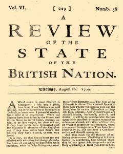 Review of the State of the British Nation