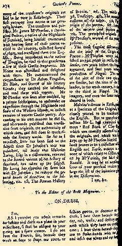 Scots Magazine Or General Repository, March 01, 1801, Page 50