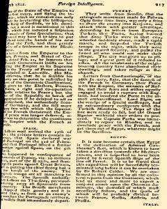 Scots Magazine Or General Repository, March 01, 1801, Page 34