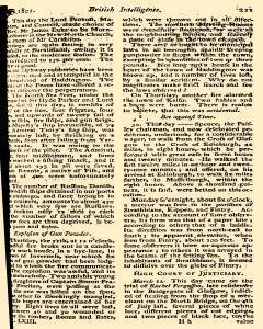 Scots Magazine Or General Repository, March 01, 1801, Page 38