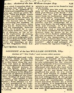 Scots Magazine Or General Repository, March 01, 1801, Page 39