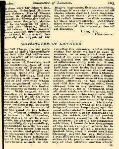 Scots Magazine Or General Repository, March 01, 1801, Page 42