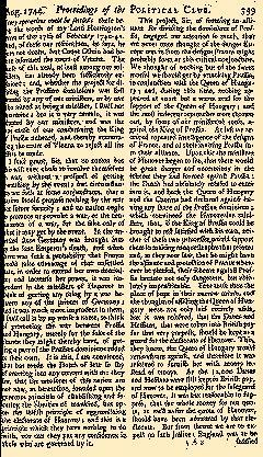 Scots Magazine, August 01, 1744, Page 4