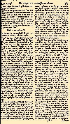 Scots Magazine, August 01, 1744, Page 8