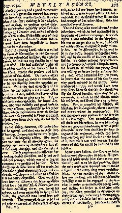 Scots Magazine, August 01, 1744, Page 11