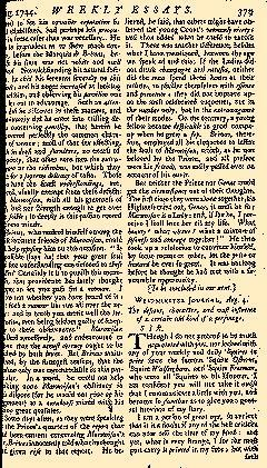 Scots Magazine, August 01, 1744, Page 14