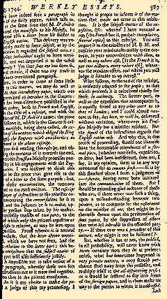 Scots Magazine, August 01, 1744, Page 18