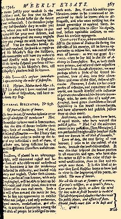 Scots Magazine, December 01, 1744, Page 10