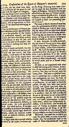 Scots Magazine, December 01, 1744, Page 13