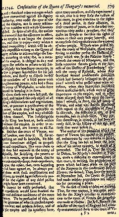 Scots Magazine, December 01, 1744, Page 16