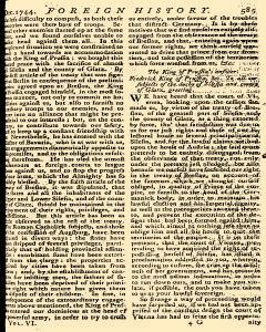 Scots Magazine, December 01, 1744, Page 19