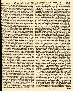 Scots Magazine, December 01, 1744, Page 24