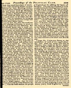 Scots Magazine, December 01, 1744, Page 26